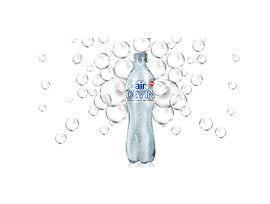 Девин Минерална газирана вода 500 мл