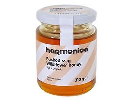 Хармоника Био мед билков 310 мл