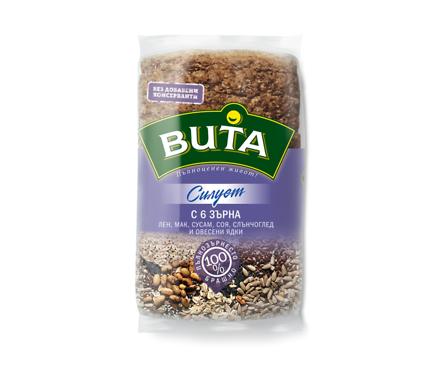 Хляб Вита Силует с 6 зърна 400 г