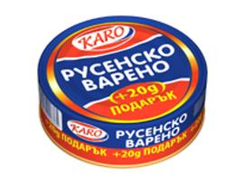 Каро Русенско варено 180 г