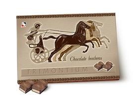Бонбони Тримонциум шоколадови 160 г