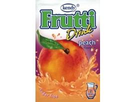 Frutti разтворима напитка праскова за 2 лтр сок без захар 9 г