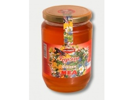 Апитрейд Пчелен мед букет 450 гр