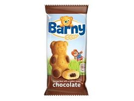 Барни мини кексче с шоколад 30 гр