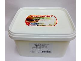 Нашенско сирене от овче мляко PVC кутия 900 г