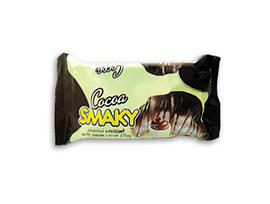 Кроасан шоколадов Чоко с какао 60 г кутия 20 бр