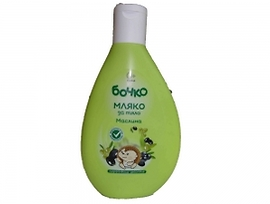 Бочко Бебешко мляко за тяло Маслина 200 г