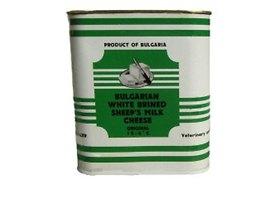 Сирене Бяла Черква от овче мляко метална кутия 800 г