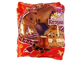 Кейк мания козунак с шоколад 450 г кутия 6 бр