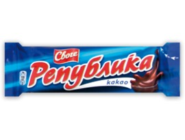 Шоколадов десерт Република какао 35 г