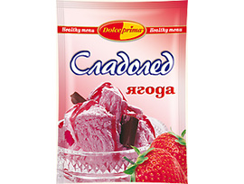 Меркурий Сладолед Ягода суха смес 60 г
