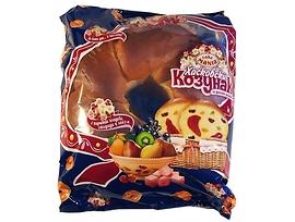 Кейк мания Козунак плодове стафиди и локум 450 г