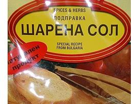 Меркурий Шарена сол 30 г