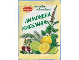 Биосет Лимонена киселина 10 г